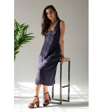 Платье 60429-2 Фиолетовый