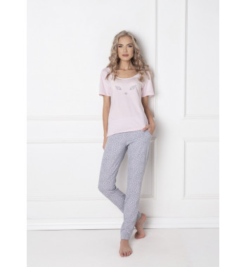 ARU_WILD LOOK Пижама со штанами