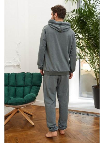 Мужские брюки 30377-1 Зеленый