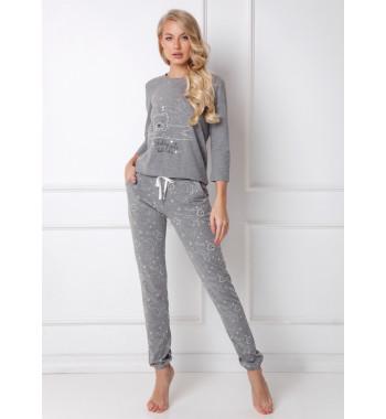 POPPY GREY Пижама женская со штанами