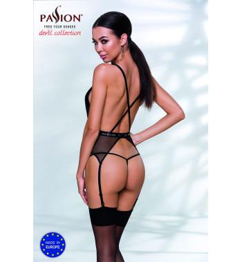 Корсет Mirajane corset Black