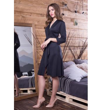 Халат Elegance Velvet 12043