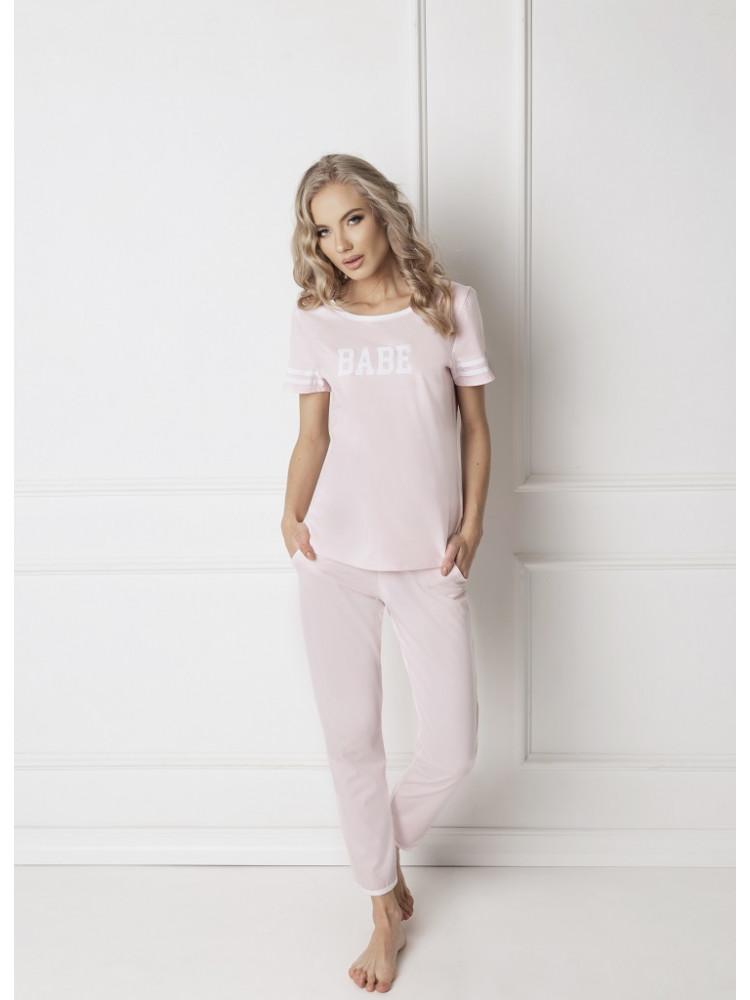 BABE PINK Пижама со штанами