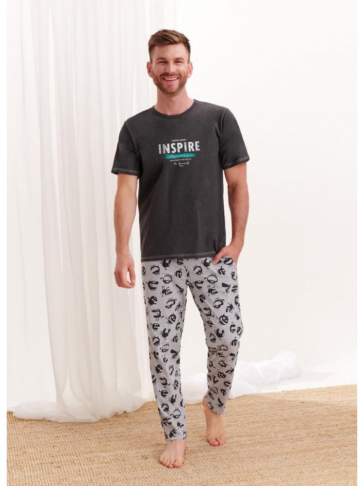 2199 AW20/21 JEREMI Пижама мужская со штанами