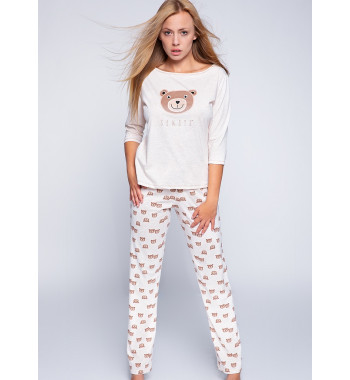 BEAR Пижама женская со штанами