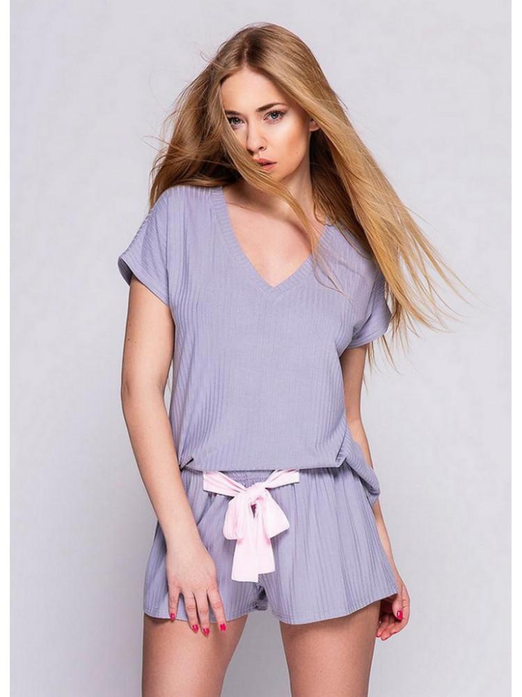 SAVANNAH FIOLET Комплект женский с шортами