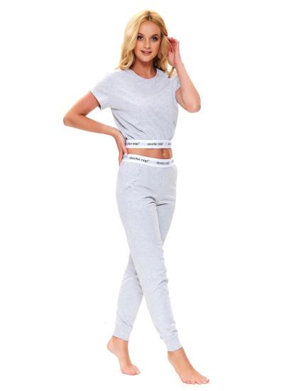 Пижама PM.9736 Grey Melange