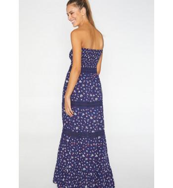 85599 Платье пляжное