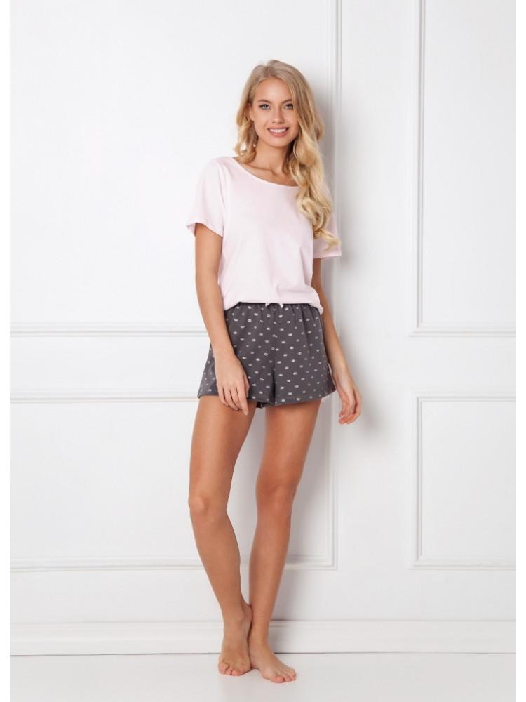 CHARLENE PINK Пижама с шортами