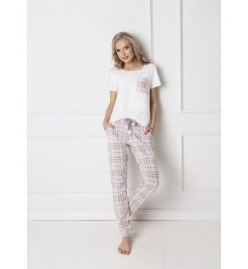 LONDIE WHITE Пижама со штанами