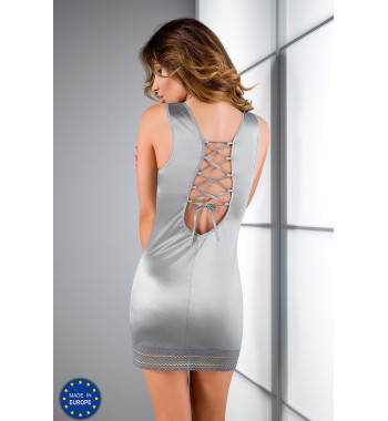 04384 Avena chemise Silver