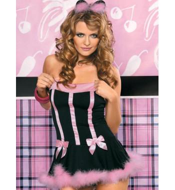 Эротический костюм милой кошечки Caprice Kitty Cat