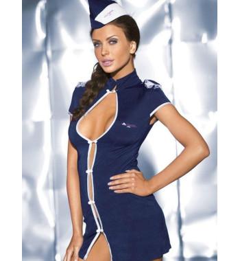 Эротический костюм стюардессы Caprice Sexy Airlines