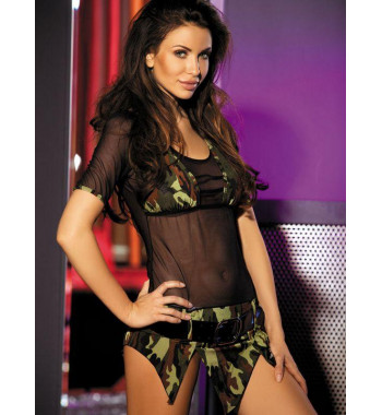 Эротический комплект Caprice Sexy Soldier