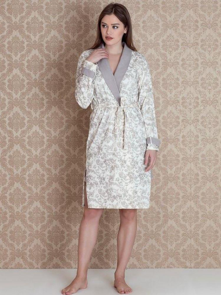 Комплект из халата и сорочки Bloom Set 17073 - купить в интернет ... f2405cffc83e3