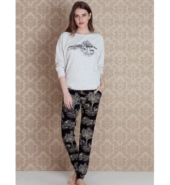 Костюм Heaven Sleeve Pants 17076