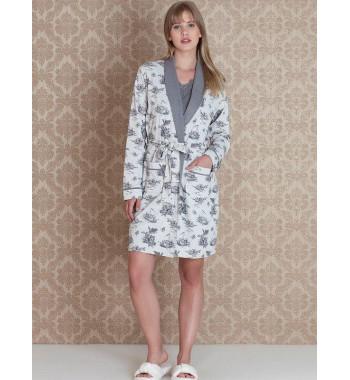 Комплект из халата и сорочки Tica Sleeve Set 17103
