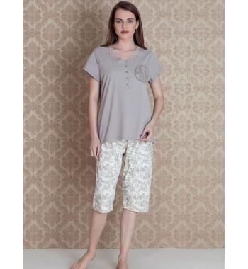 Пижама Bloom Plus Size Capri 17316