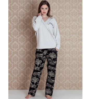 Костюм Heaven Plus Size Pants 17318