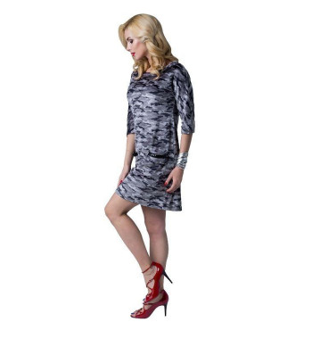 Короткое платье Lelio 911
