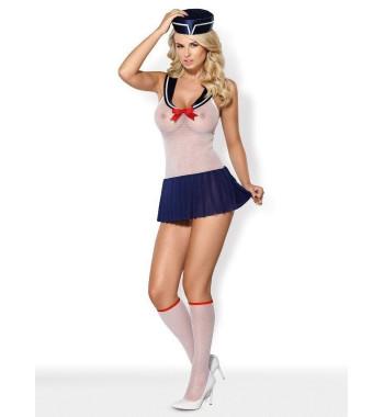 Эротический костюм морячки Os Marine 813