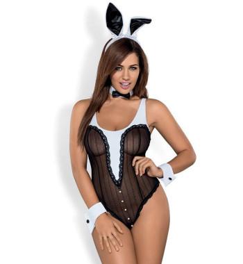 Озорной костюм для ролевых игр Os Bunny teddy XXL