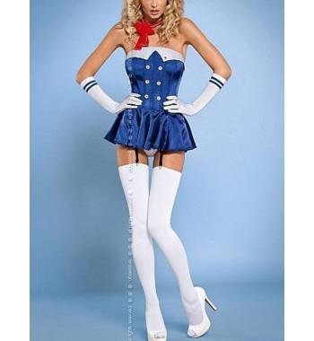 Игровой костюм стюардессы Os Stewardess corset