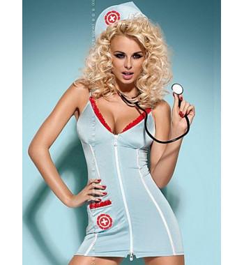 Кокетливый костюм медсестры Os Doctor dress