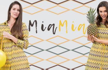 Первая пляжная коллекция от Mia-Amore!