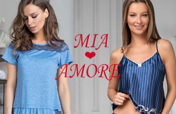 Очередное поступление двух новых невероятно эффектных коллекций от бренда Mia-Amore.